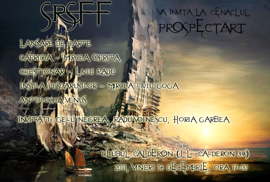 Cenaclul ProspectArt