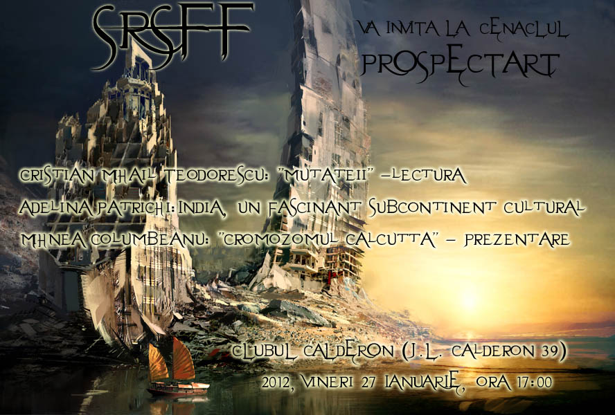 ProspectArt – 27 ianuarie 2012